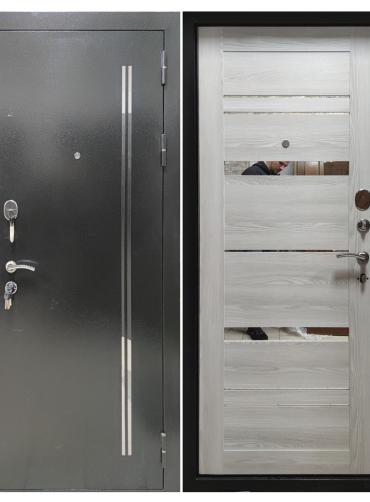 Дверь входная «СЕЛЕСТА», ЗЕРКАЛО, ЮДМ