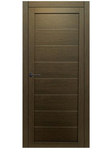 Дверь  КЛ 7\1 орех темный