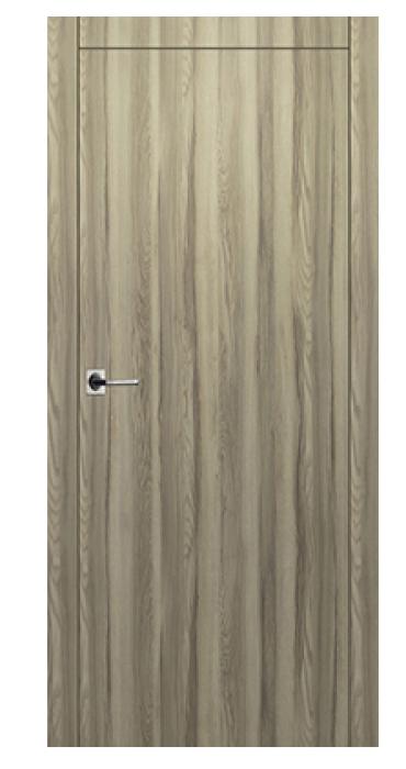 Дверь  Гладкая орех ориноко